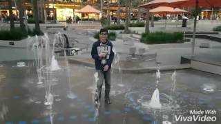 Let it go fountain
