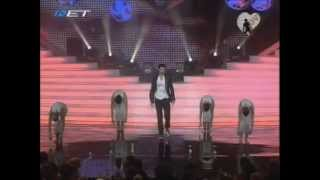 Sarbel - Yassou Maria - Exo Trelathei (Greek National Final Eurovision 2008)