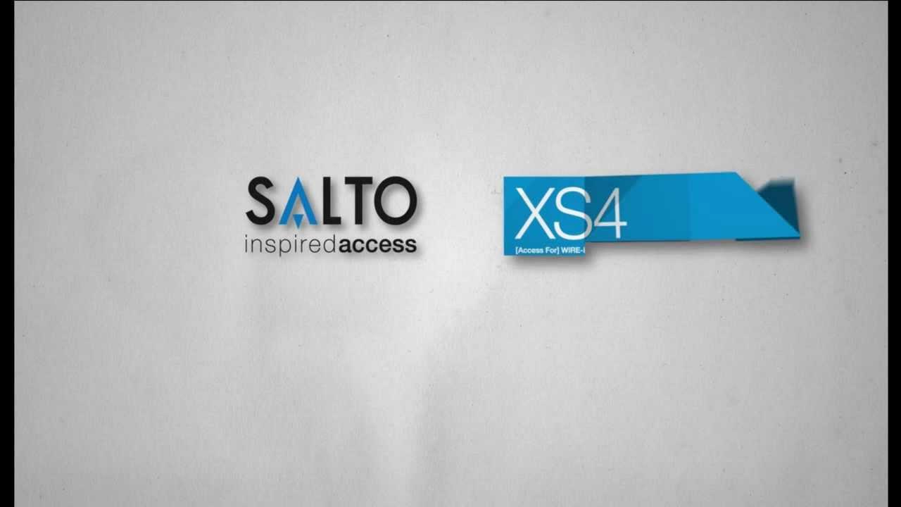 SALTO XS4 PDF