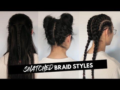 Space Buns – Boxer – Legolas | Braid Styles | Men Long Hairstyles