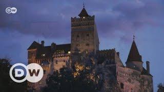 Das Grusel-Schloss von Graf Dracula | DW Deutsch
