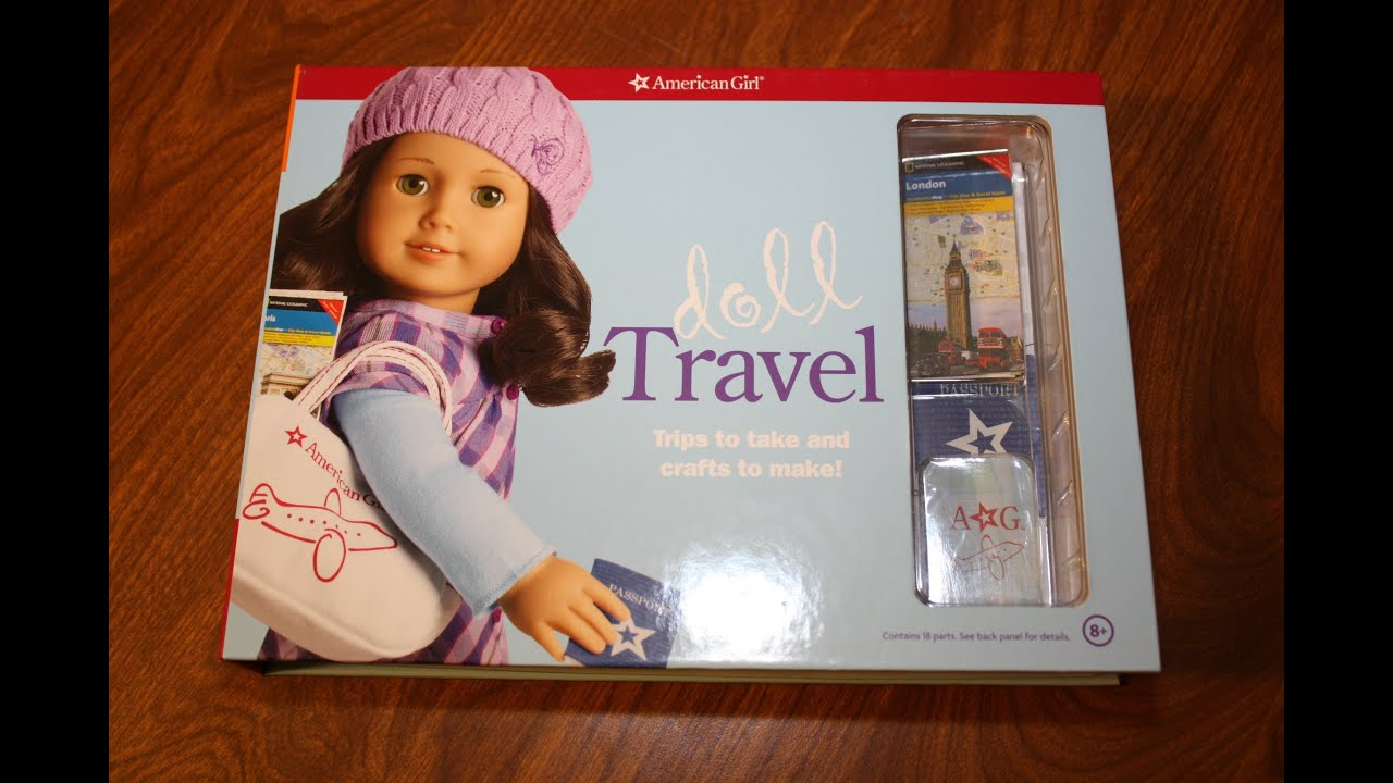 Doll Kit For Craft