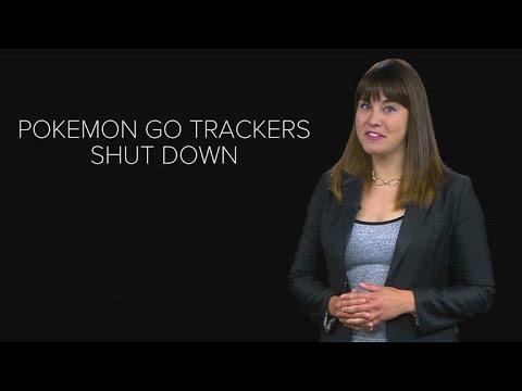 Pokemon Go trackers shut down (CNET News)