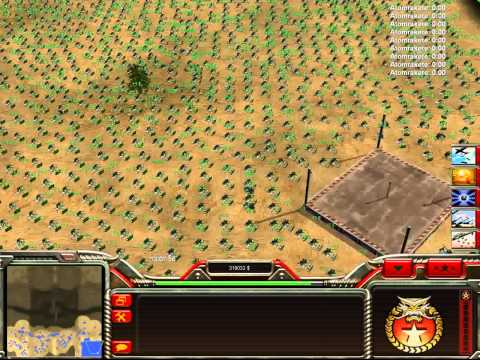 Command and Conquer Generals Zero Houer Hacker Army