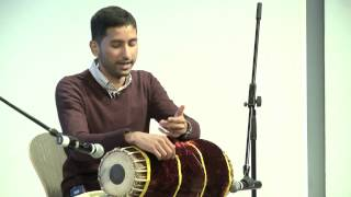 Language Beyond Rhythm: Akshay Anantapadmanabhan at TEDxCooperUnion