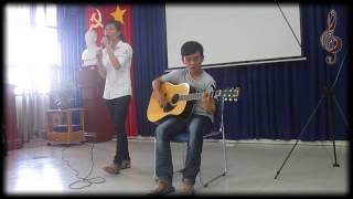 Chạy mưa - Hồng Thoa (Guitar - Thanh Khương)