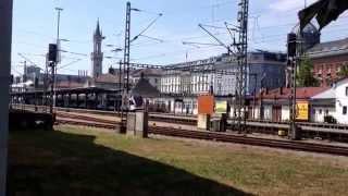 Bahnhof Konstanz, Deutschland