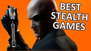 Top 5 Best Stealth games for pc