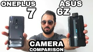 Oneplus 7 vs Asus 6Z Camera Comparison |Oneplus 7 Camera Review|Asus 6Z Camera Review