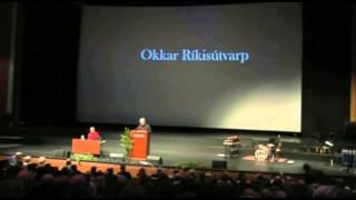 1. hluti - Guðmundur Andri Thorsson um Ríkisútvarpið