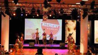 Alchemy Southbank Centre - Sidi Goma Dhamal Ensemble - Part 1/3
