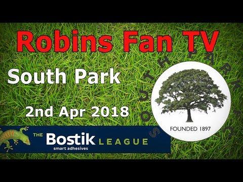 HIGHLIGHTS - Carshalton Athletic vs South Park FC  02.04.2018