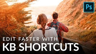 Edit Faster with Custom Keyboard Shortcuts in Photoshop