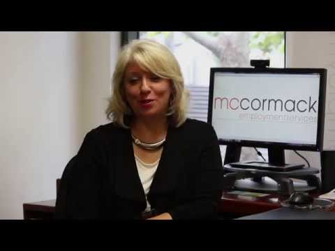 McCormack Employment Services - A Specialist Recruiter