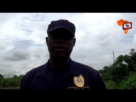 """Operation """"Watch over Fire"""": Preparing Liberia for Life After UNMIL"""