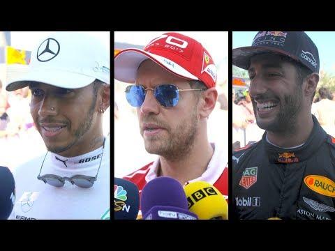 2017 Italian Grand Prix | Driver Reaction