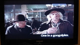 STUNNED! 8 Years Before It Existed, GOOGLE EXPOSED in Back to the Future 3!