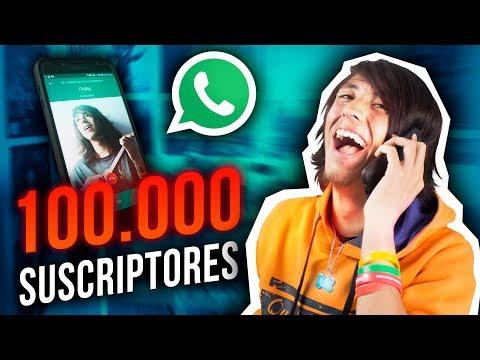 ESPECIAL 100.000 SUSCRIPTORES - LES DOY MI NÚMERO DE TELÉFONO - MR. PHILLIP