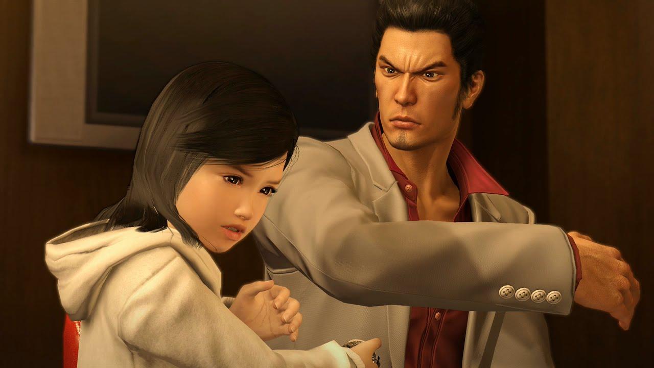 Ryu Ga Gotoku Kiwami with Yakuza 1 Dub (Part 4)