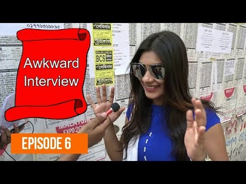 Dirty mind Test of Dhaka Girls। Awkward Interview। Bangla Funny Video। NonStop Videos