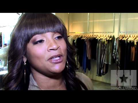 LL Cool J's Wife, Simone I. Smith Talks New Jewelry Line - HipHollywood.com