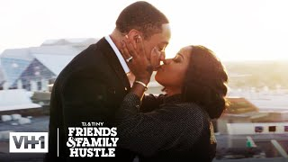 Red Proposes to Toya w/ Style! 💍 T.I. & Tiny: Friends & Family Hustle