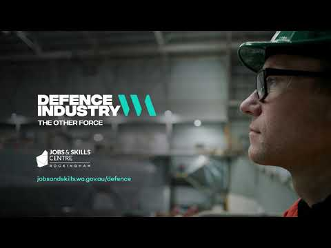 The 'Other Force' defence industry campaign