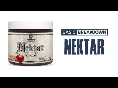 Ambrosia Nektar Organ Health Supplement Review | Basic Breakdown