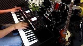 Roland EA7 - Bolero Mưa Nửa Đêm