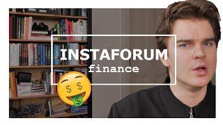 Finanční (ne)gramotnost | instaforum | KOVY
