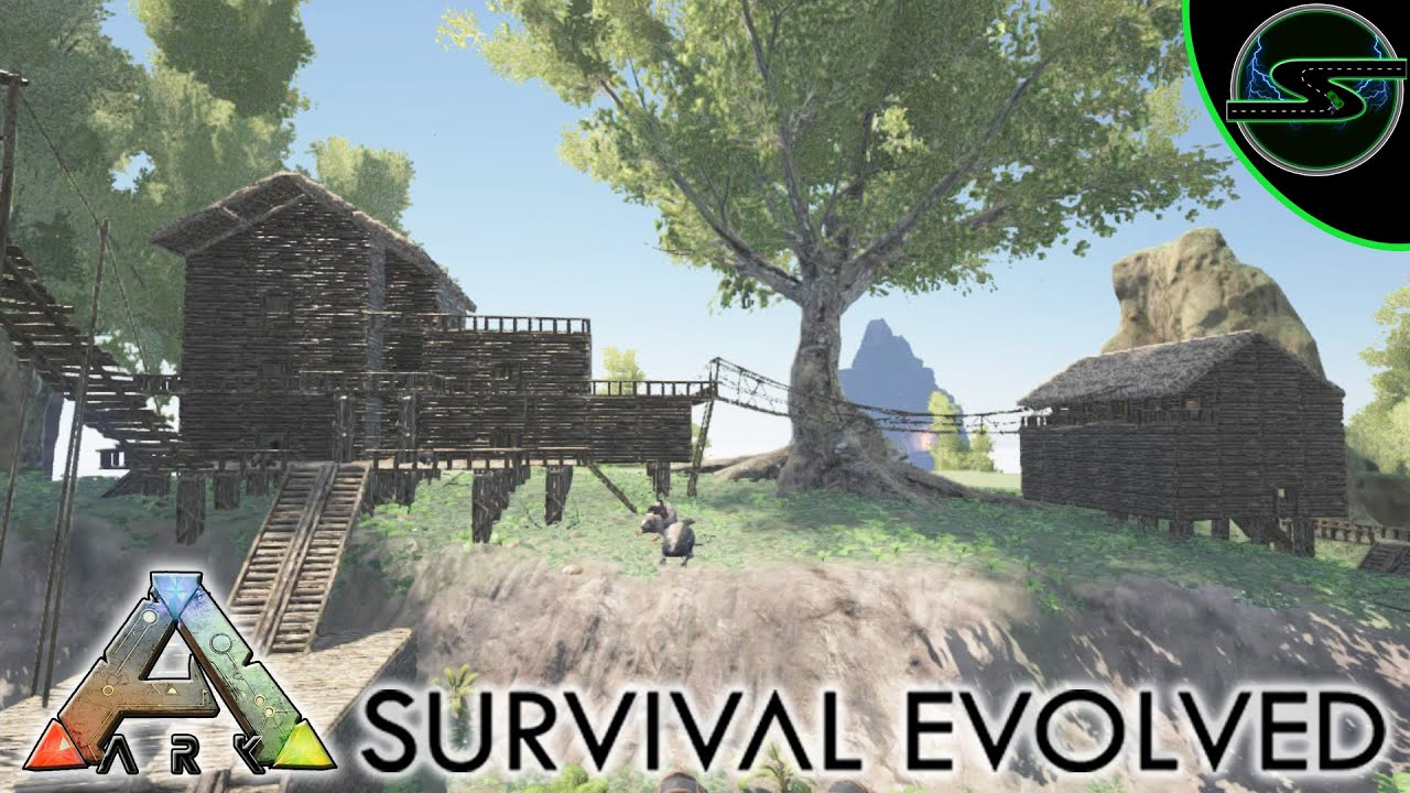 how to make my ark server map the centre