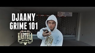 DJAANY - GRIME 101 [Official Music Video] (prod. by Trooh Hippi)