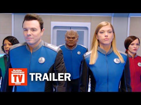 The Orville Season 2 Comic-Con Trailer | Rotten Tomatoes TV