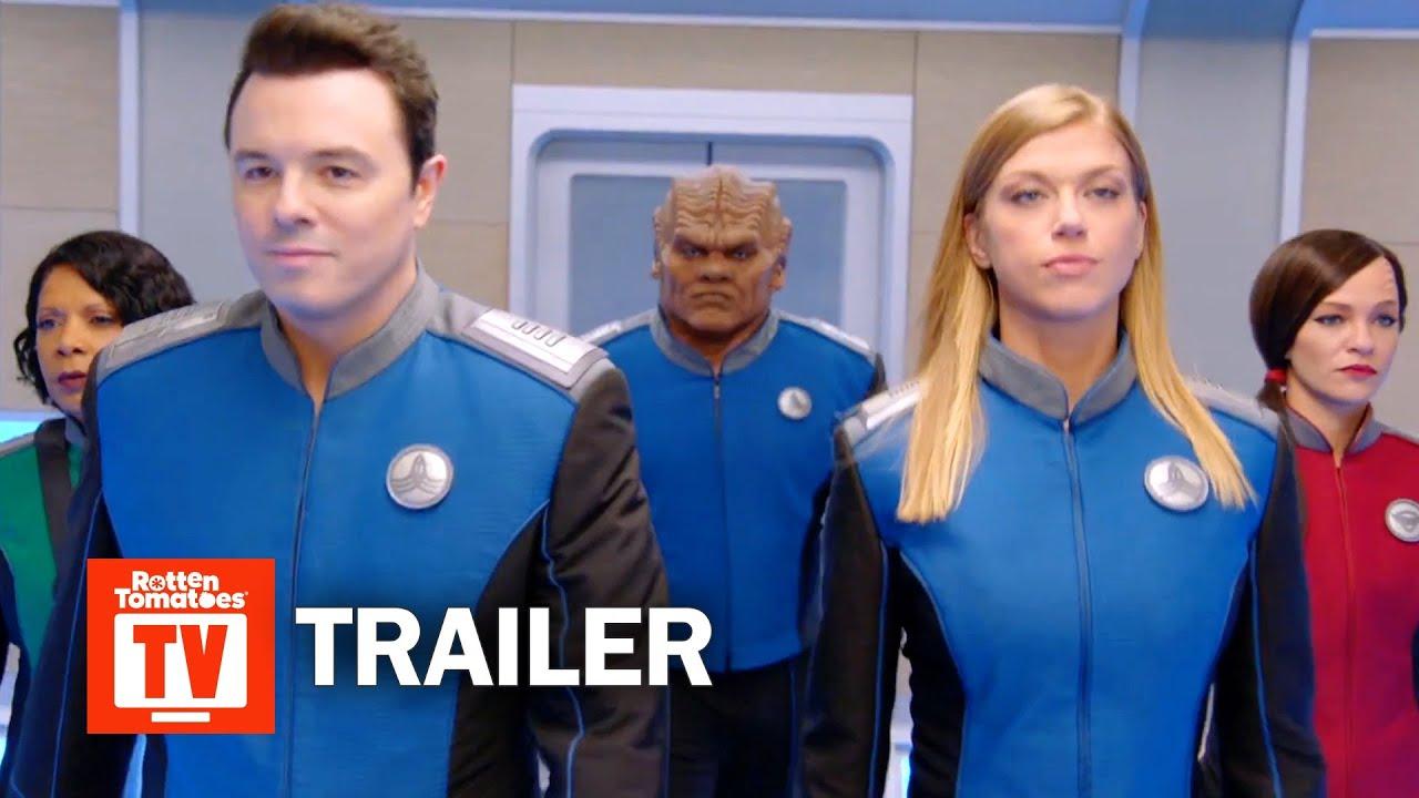 Download The Orville Season 2 Comic-Con Trailer   Rotten Tomatoes TV
