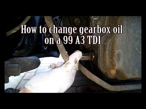How To Change Your Gearbox Oil