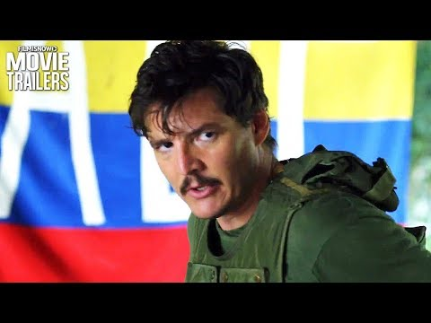 NARCOS Season 3 Trailer (2017)