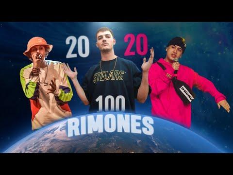 ¡LOS 100 RIMONES