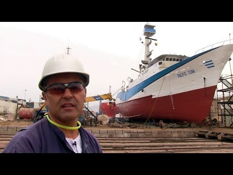 #40 Shipyards in Iquique - Living Atlas Chile