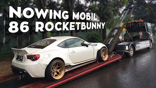 Nowing 2 Toyota 86 Rocket Bunny | Tow Your Car