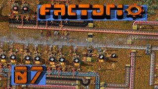 FACTORIO 🚂 Reichlich Ressourcen? Richtig! ► #7 S04 Fabrik Aufbau Simulation deutsch german