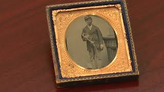 Finding a Piece of Civil War History at the National Archives