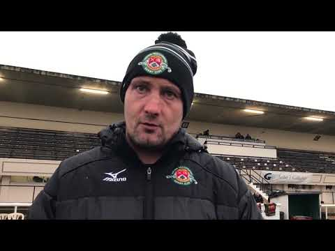 Richmond 0-24 Ealing Trailfinders: Post Match Reaction