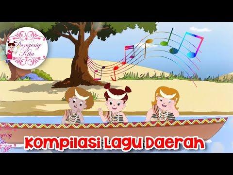 GEMU FAMIRE - KICIR KICIR - TOKECANG - Kompilasi Lagu Daerah Bersama Diva
