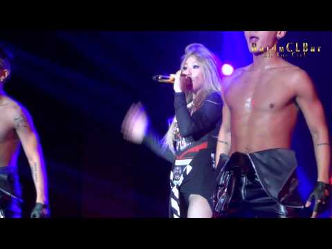[FAN CAM] CL BAIDU BAR 140419 2NE1 AON in Shanghai - CL SOLO Stage