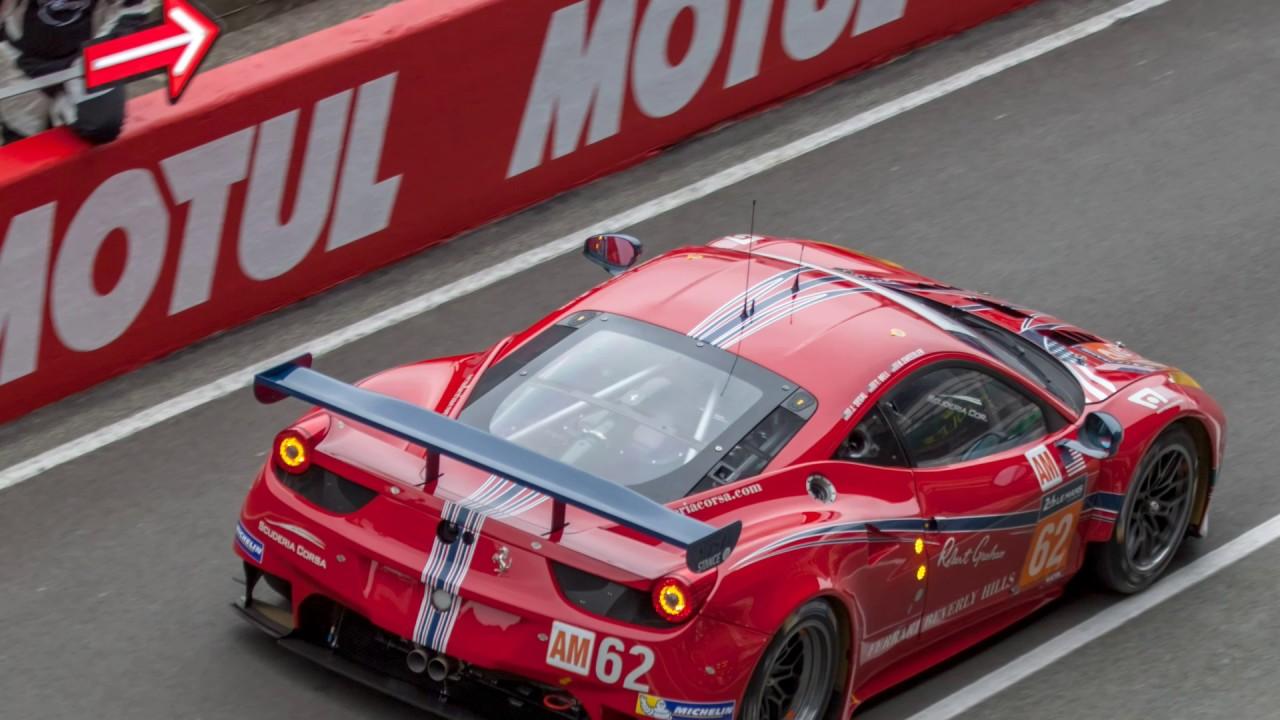 Ferrari Race Cars Photo Review Of Ferrari Gte And