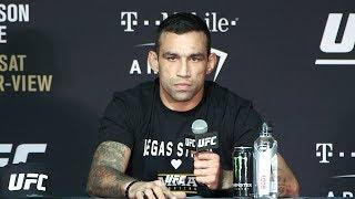 UFC 216: Fabricio Werdum Post-Fight Press Conference - MMA Fighting