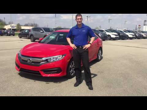 2017 Honda Civic LX Presented By Jeremy Rees Of Victory Honda In Muncie Indiana