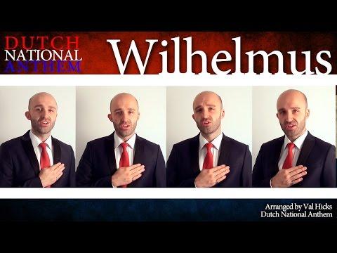 Dutch National Anthem (Wilhelmus) - Barbershop Quartet