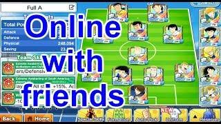 Captain Tsubasa: Dream Team - Jun Misugi BOSS & Team A - Online before Dream Fesival September