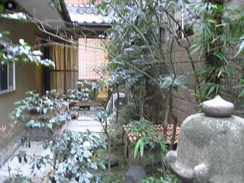 Spot Garden Tsubo Niwa In Gallery Little House Of Kyoto